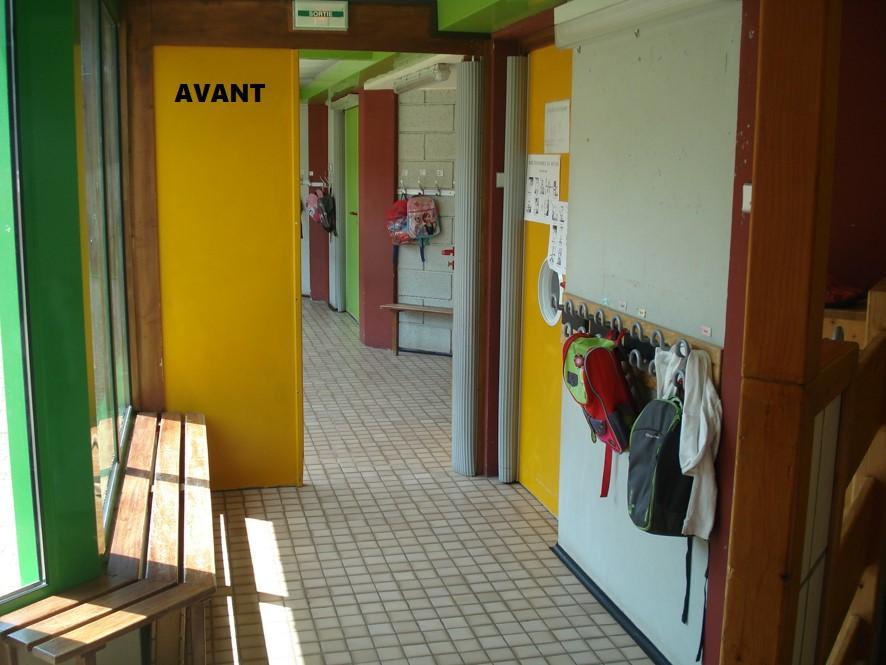 Couloir Avant Bonn O Design Architecture D Interieur Et