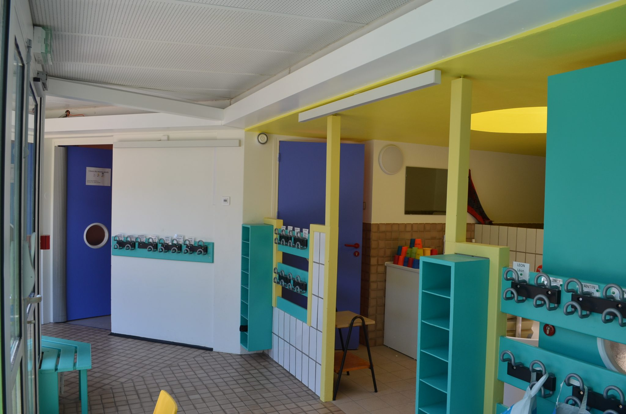 R novation int rieure d 39 une cole maternelle bonn 39 o for Ecole architecture interieur