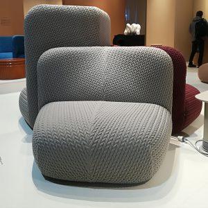 Décoration d'intérieur avec ce canapé